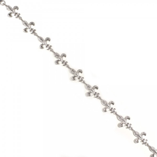 Fleur De Lis Bracelet 1