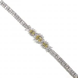 Halo Canary Bracelet
