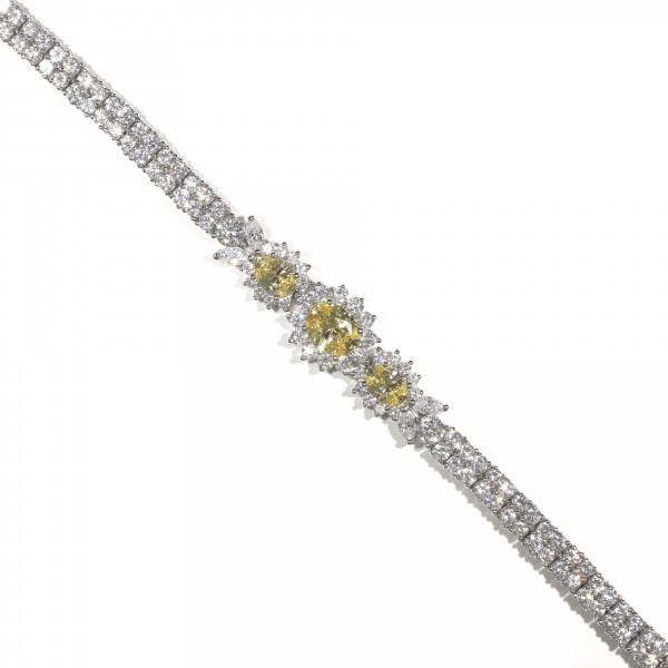 Halo Canary Bracelet 1