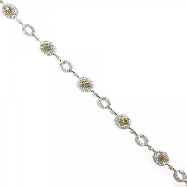 Canary Halo Bracelet 1