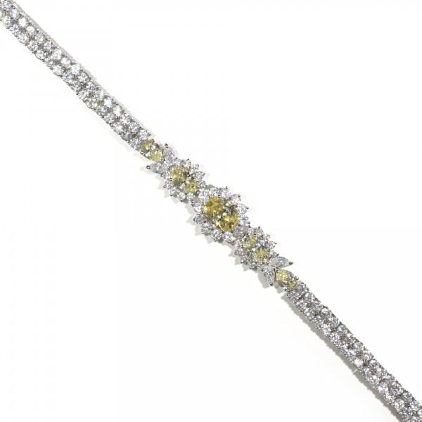 Adjustable Canary Bracelet 1