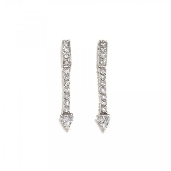 Arrow Drop Earrings 1