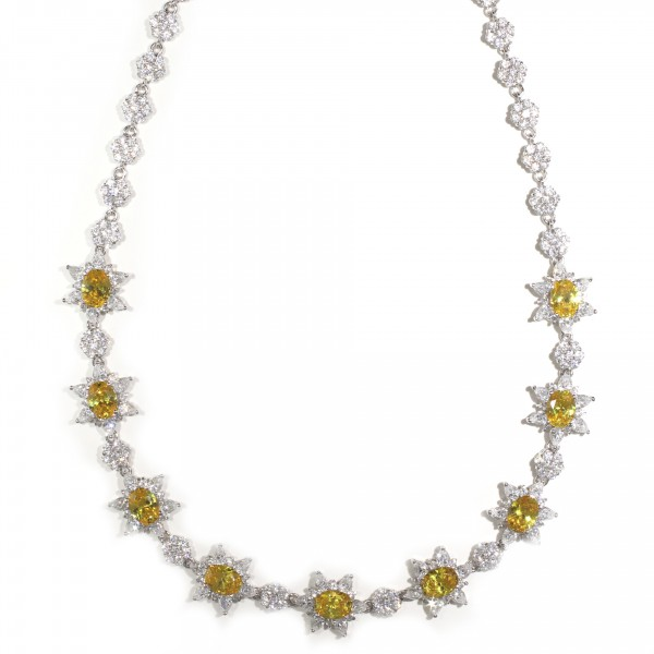 Canary Necklace 1