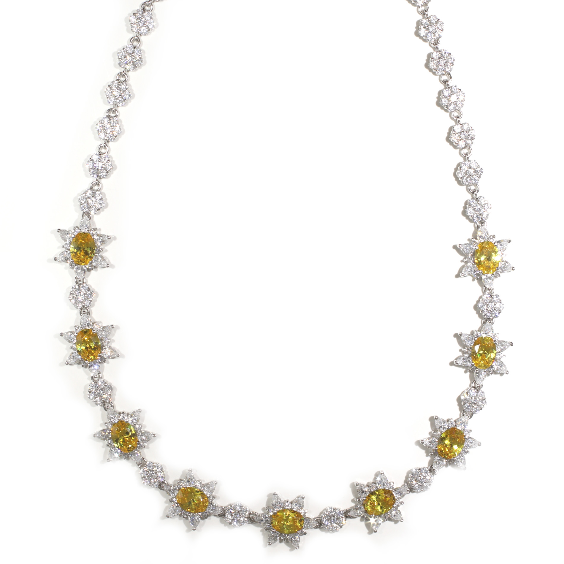 Canary Necklace