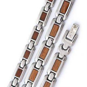 koa link bracelet