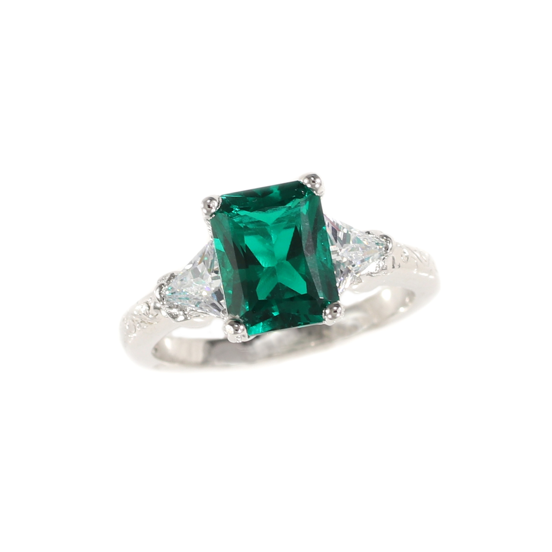 sea emerald products all large jewelry wave three collections diamonds ring colombian fine stone
