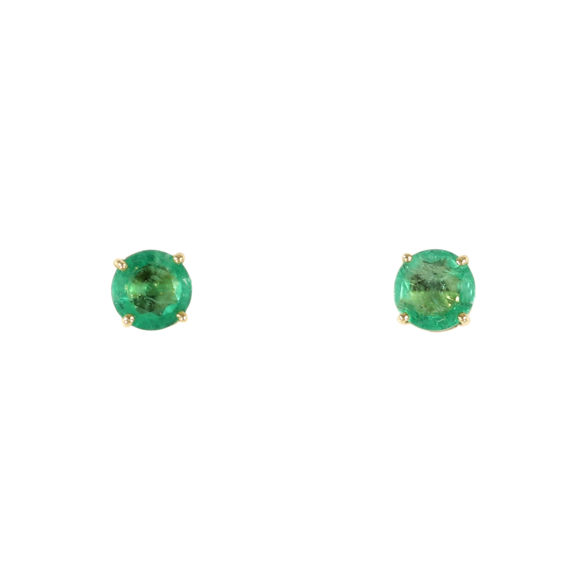 gold products colour emerald y certified img earrings natural glow fab clarity